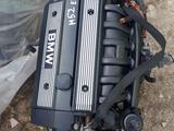 Двигатель на BMW E39 M52 2.5 за 350 000 тг. в Караганда – фото 2
