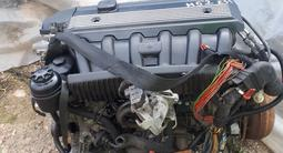 Двигатель на BMW E39 M52 2.5 за 350 000 тг. в Караганда – фото 3