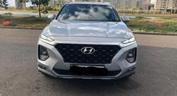 Hyundai Santa Fe 2018 года за 14 500 000 тг. в Нур-Султан (Астана)
