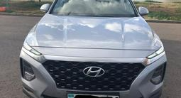 Hyundai Santa Fe 2018 года за 14 500 000 тг. в Нур-Султан (Астана) – фото 2