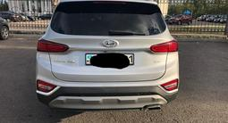 Hyundai Santa Fe 2018 года за 14 500 000 тг. в Нур-Султан (Астана) – фото 5