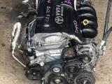 Двигатель и АКПП на Avensis 1zz-FE VVTI 1.8 за 400 000 тг. в Алматы – фото 2