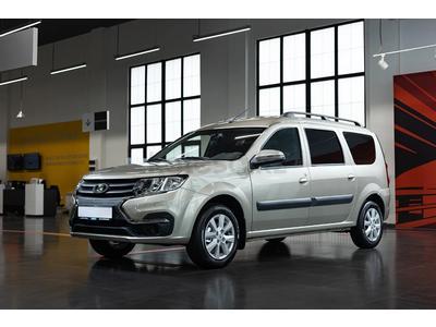 ВАЗ (Lada) Largus Cross Comfort Multimedia 2021 года за 6 990 000 тг. в Алматы