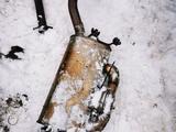 Глушитель задняя часть за 20 000 тг. в Шымкент – фото 3