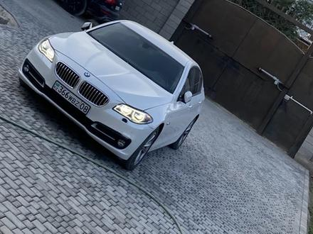 BMW 528 2016 года за 14 000 000 тг. в Тараз
