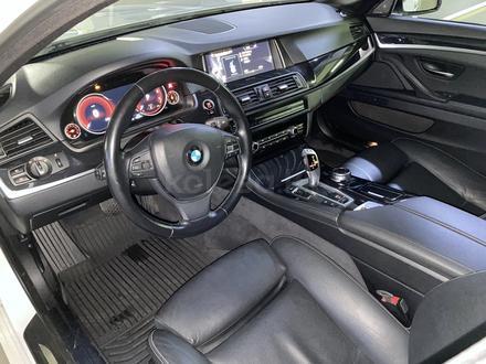 BMW 528 2016 года за 14 000 000 тг. в Тараз – фото 11