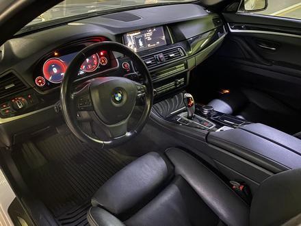 BMW 528 2016 года за 14 000 000 тг. в Тараз – фото 12