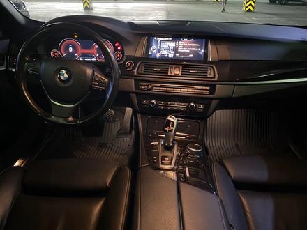 BMW 528 2016 года за 14 000 000 тг. в Тараз – фото 17