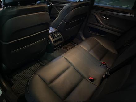 BMW 528 2016 года за 14 000 000 тг. в Тараз – фото 18