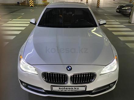 BMW 528 2016 года за 14 000 000 тг. в Тараз – фото 2
