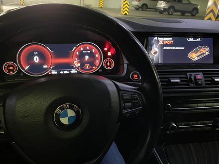 BMW 528 2016 года за 14 000 000 тг. в Тараз – фото 22