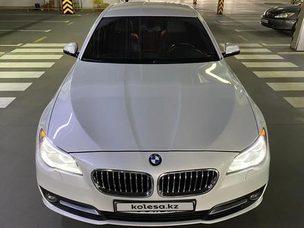 BMW 528 2016 года за 14 000 000 тг. в Тараз – фото 3