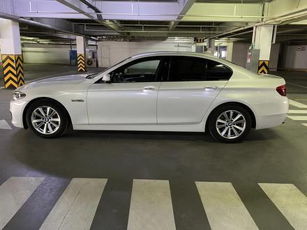 BMW 528 2016 года за 14 000 000 тг. в Тараз – фото 4