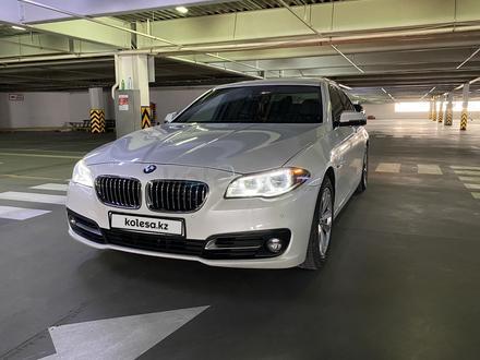 BMW 528 2016 года за 14 000 000 тг. в Тараз – фото 5