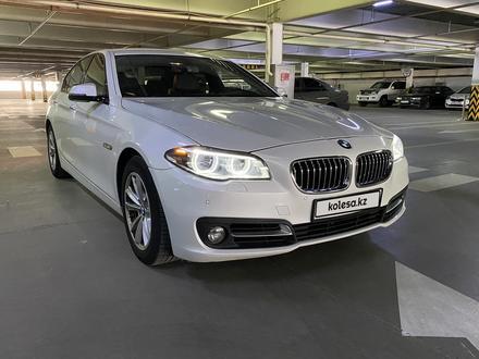 BMW 528 2016 года за 14 000 000 тг. в Тараз – фото 6