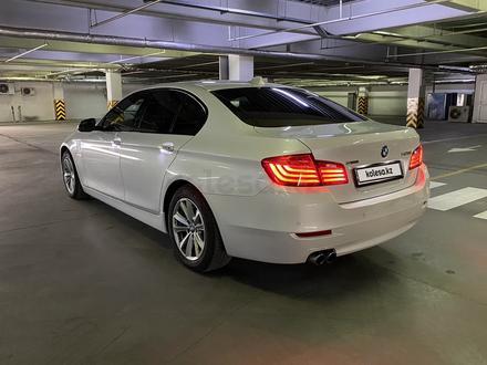 BMW 528 2016 года за 14 000 000 тг. в Тараз – фото 8