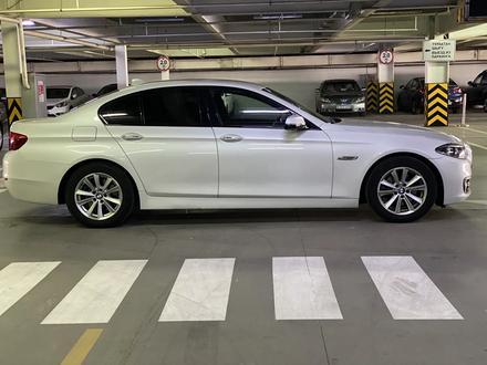 BMW 528 2016 года за 14 000 000 тг. в Тараз – фото 9
