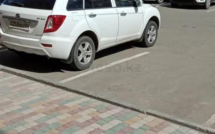 Lifan X60 2013 года за 2 600 000 тг. в Актобе