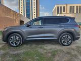 Hyundai Santa Fe 2019 года за 14 500 000 тг. в Нур-Султан (Астана) – фото 3