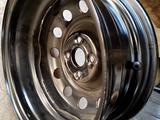 Новые диски 4/100 R 15 Kia Rio (Hyundai Accent) 2011-2016 г. за 9 750 тг. в Павлодар – фото 4