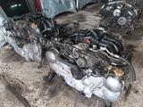 Контрактный двигатель Subaru 3.0 Legacy Outback Tribeca с гарантией! за 430 480 тг. в Нур-Султан (Астана)