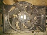 Вентилятор охлаждения Мерседес с200, w203 за 70 000 тг. в Алматы