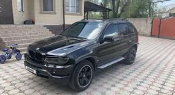 BMW X5 2002 года за 4 200 000 тг. в Алматы – фото 3