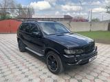 BMW X5 2002 года за 4 200 000 тг. в Алматы – фото 4