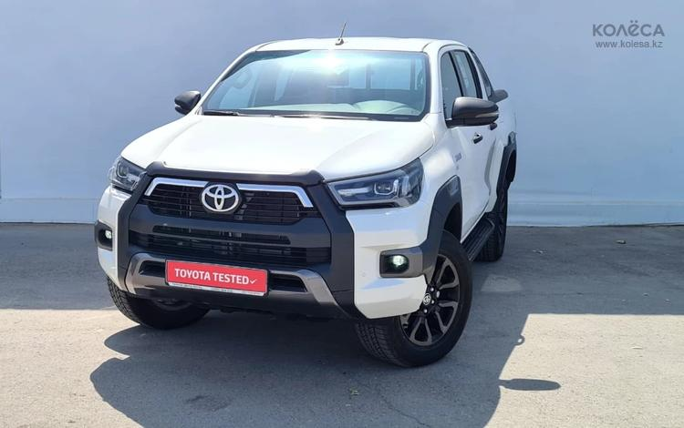 Toyota Hilux 2021 года за 25 900 000 тг. в Актау