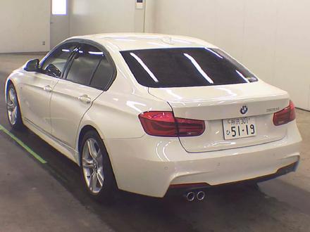 BMW 330 2012 года за 500 000 тг. в Алматы – фото 2