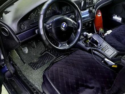 BMW 528 1997 года за 2 300 000 тг. в Тараз – фото 3