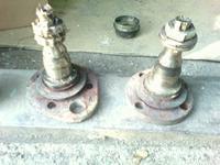 Задняя ступица за 3 500 тг. в Караганда