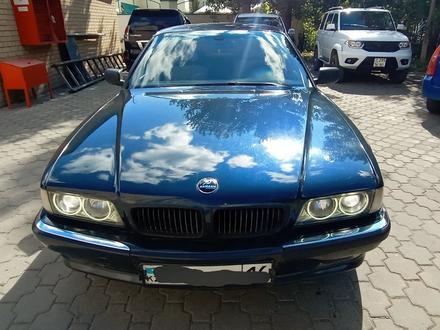 BMW 728 1995 года за 2 300 000 тг. в Семей – фото 20