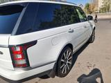 Land Rover Range Rover 2014 года за 29 500 000 тг. в Алматы – фото 5