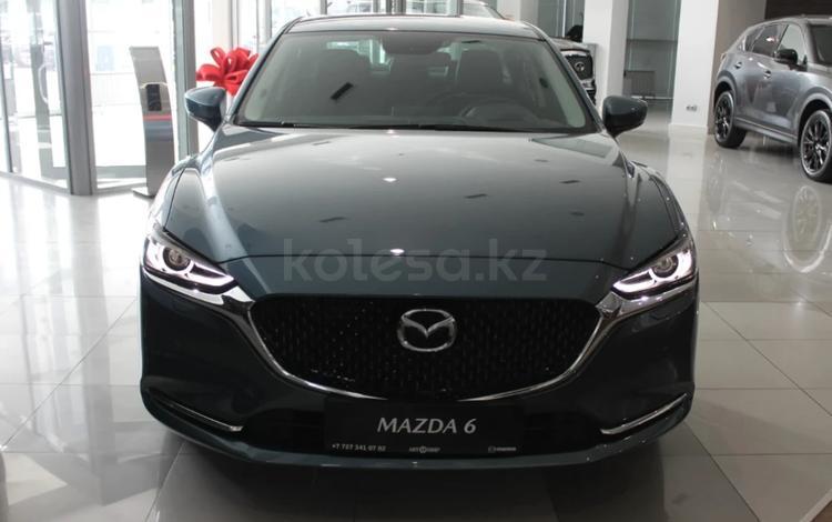 Mazda 6 Supreme+ 2021 года за 16 600 000 тг. в Шымкент