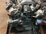 Двигатель mercedes benz 3.2 Mercedes-benz M112 Привозные за 81 200 тг. в Алматы – фото 2