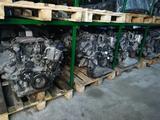 Двигатель mercedes benz 3.2 Mercedes-benz M112 Привозные за 81 200 тг. в Алматы – фото 3