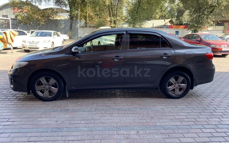 Toyota Corolla 2010 года за 4 800 000 тг. в Алматы