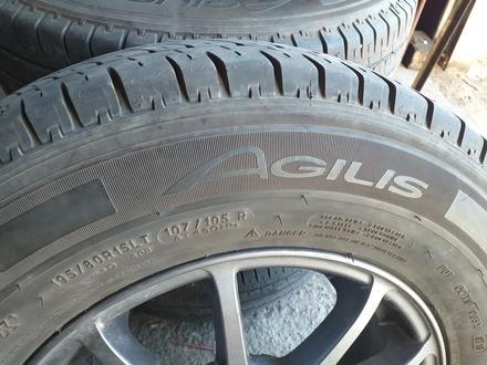 195/80R15LT Michelin Agilis 2018 год за 80 000 тг. в Алматы – фото 5