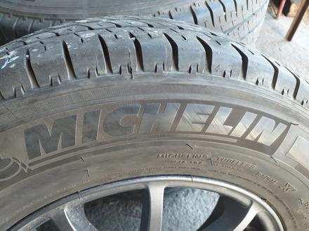 195/80R15LT Michelin Agilis 2018 год за 80 000 тг. в Алматы – фото 6