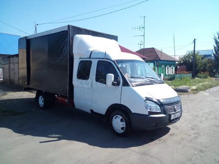 ГАЗ  Газель 33023 2007 года за 4 300 000 тг. в Петропавловск