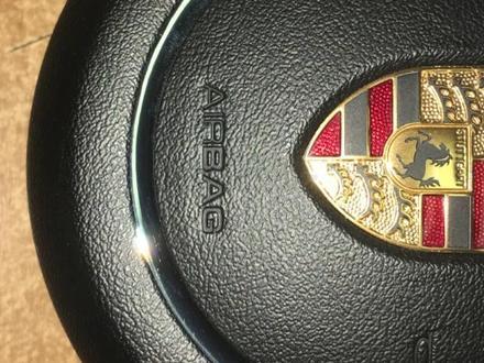 Airbag Porsche за 150 000 тг. в Алматы – фото 3