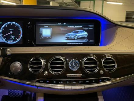 Mercedes-Benz S 500 2013 года за 25 000 000 тг. в Алматы – фото 10