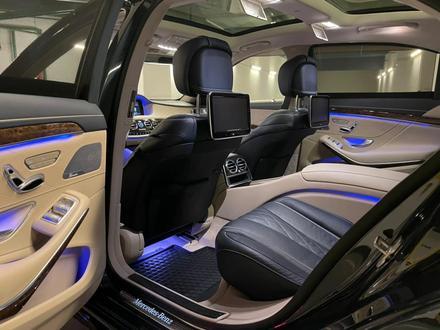 Mercedes-Benz S 500 2013 года за 25 000 000 тг. в Алматы – фото 11