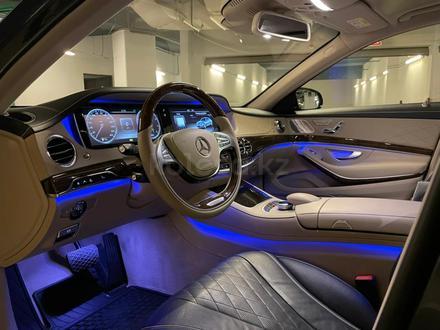 Mercedes-Benz S 500 2013 года за 25 000 000 тг. в Алматы – фото 13