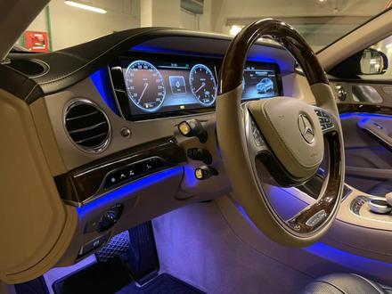 Mercedes-Benz S 500 2013 года за 25 000 000 тг. в Алматы – фото 14