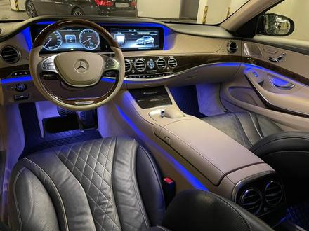Mercedes-Benz S 500 2013 года за 25 000 000 тг. в Алматы – фото 15