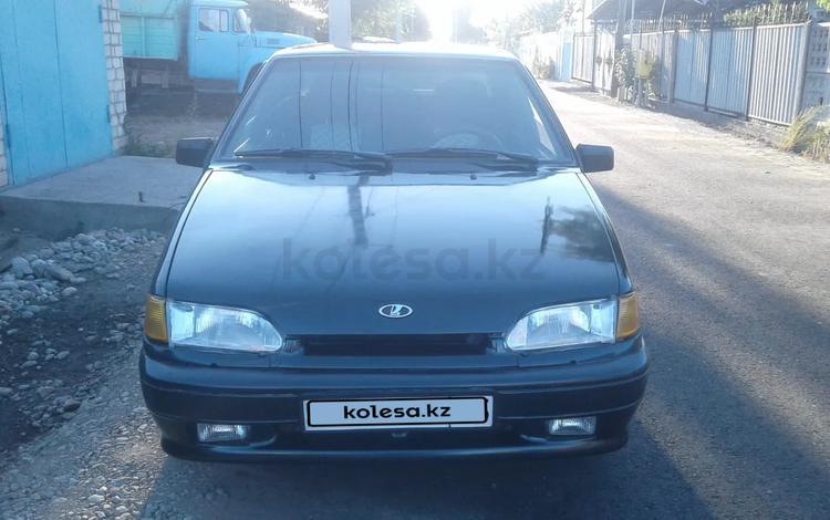 ВАЗ (Lada) 2115 (седан) 2004 года за 1 000 000 тг. в Талдыкорган