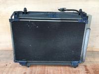 Радиатор (печки, кондиционера, диффузор, вентилятор) Toyota Yaris SCP90-92 за 20 000 тг. в Алматы