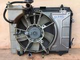 Радиатор (печки, кондиционера, диффузор, вентилятор) Toyota Yaris SCP90-92 за 20 000 тг. в Алматы – фото 2